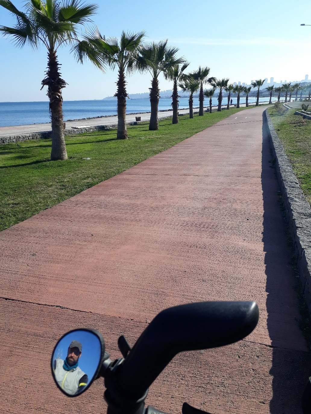 Bicylepath to Samsun