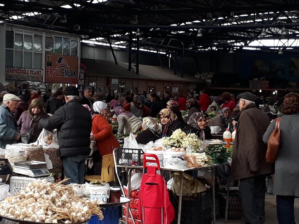 Market in Sinop