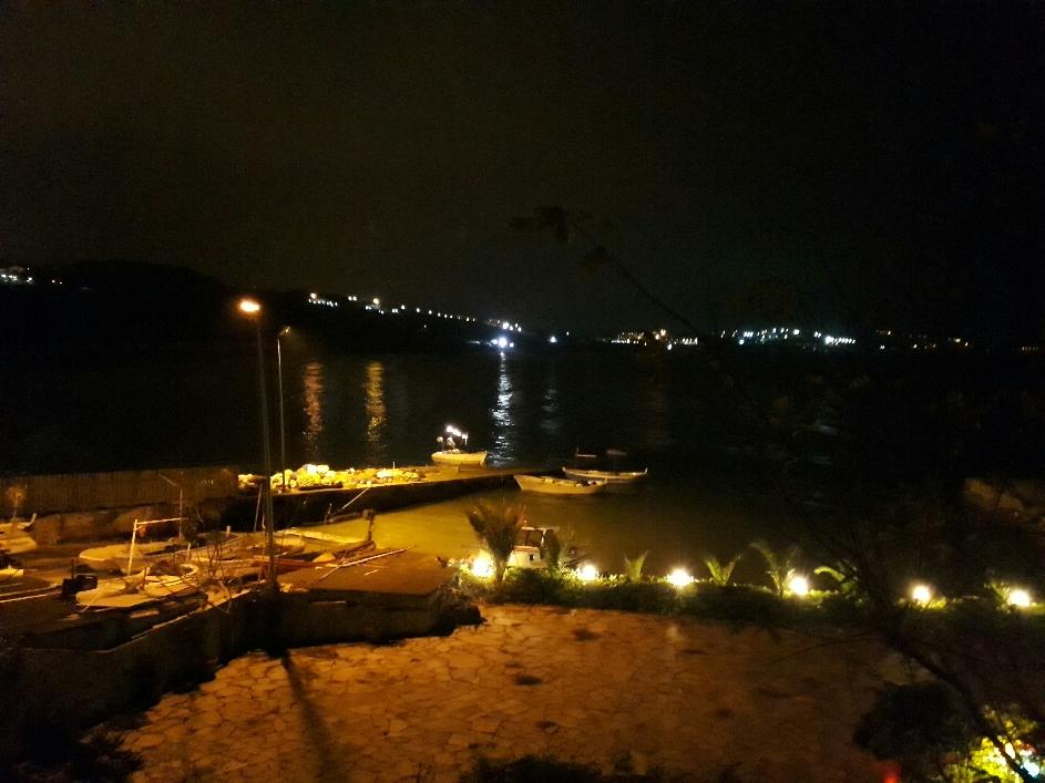 At Kilyos on the black sea
