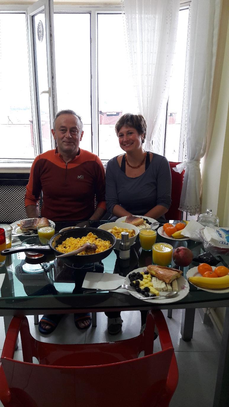 Kahvalti with Ahmet