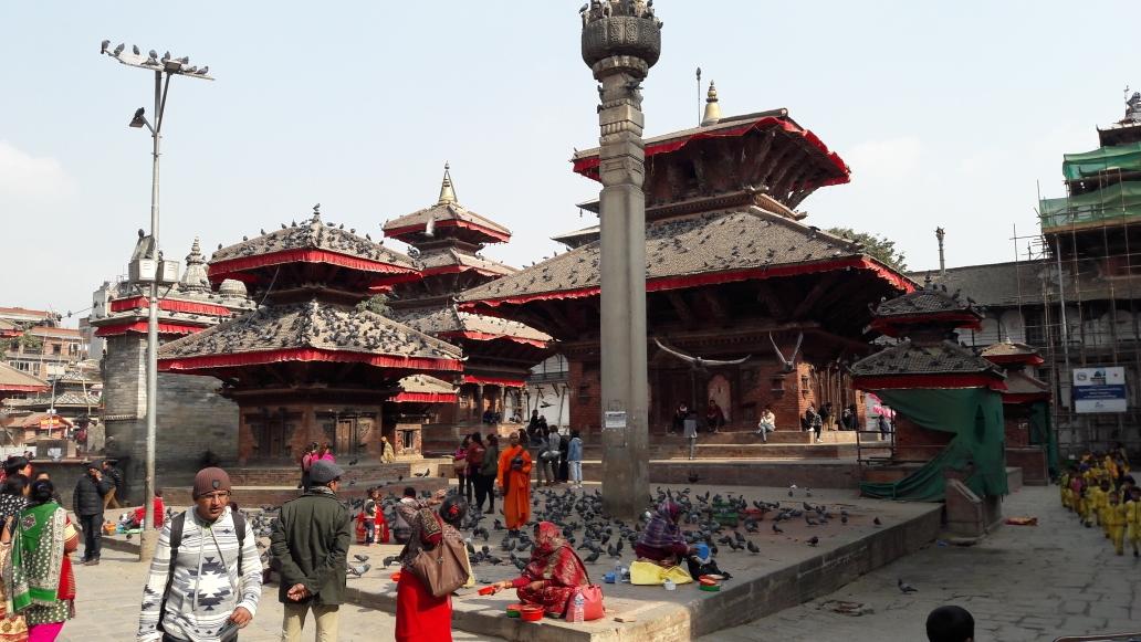 Durbarsquare Kathmandu