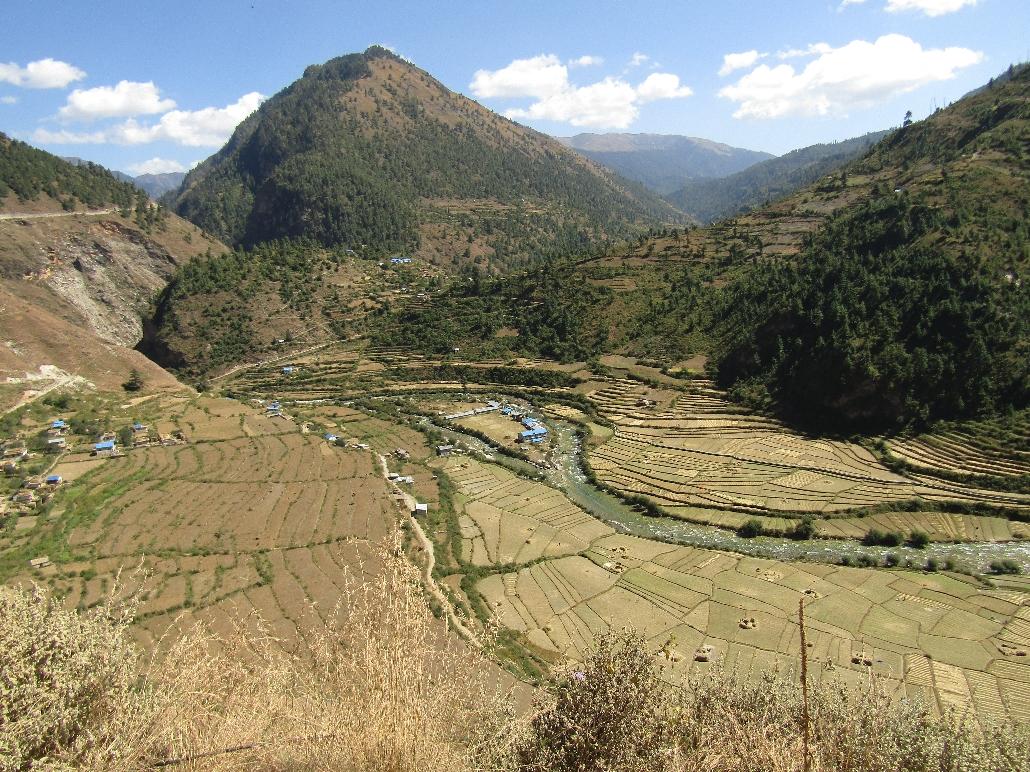 Sinja Valley