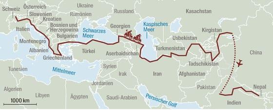 Quelle: http://www.tagblatt.ch/ostschweiz/kreuzlingen/jetzt-sind-die-thurgauer-velo-abenteurer-zu-fuss-unterwegs-ld.1074417