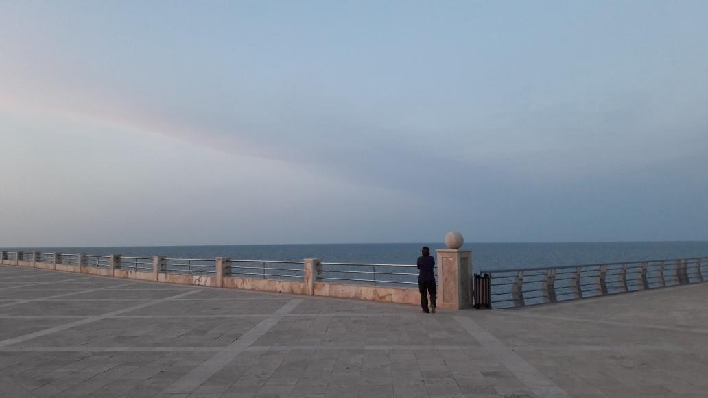 Letzter Tag in Azerbaijban