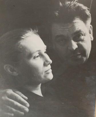 с женой Валентиной Алексеевной