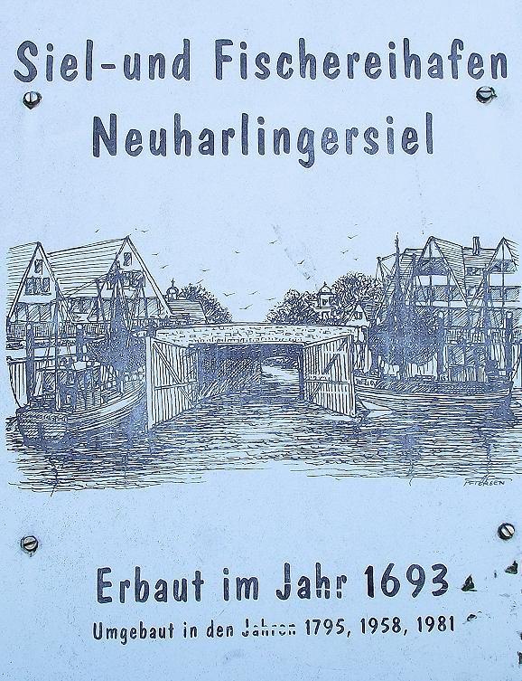 Siel- und Fischereihafen Neuharlingersiel
