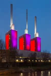 Bild: Heizkraftwerk Hannover Linden