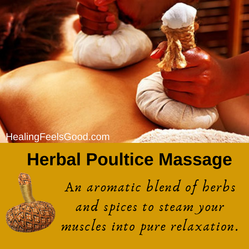 The Benefits of Thai Herbal Poultice Massage