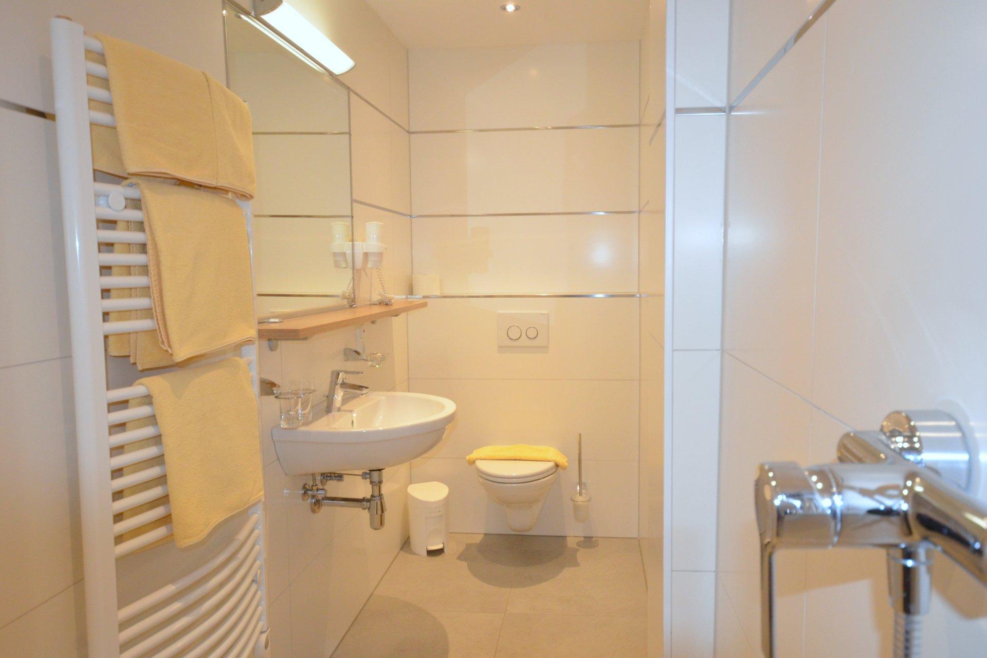 1. Badezimmer DU und WC