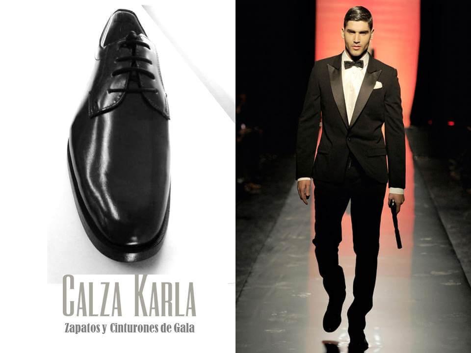 Zapato formal ejecutivo para costa. Frescos, de cuero, suela antideslizante.