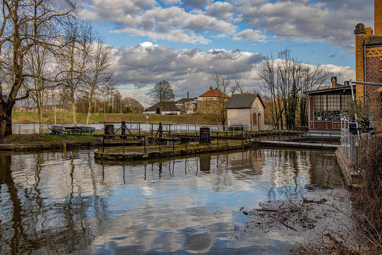 Hochwasser in Hattingen 2020