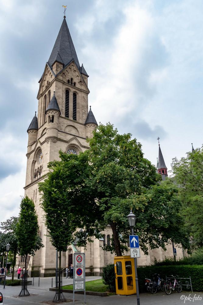 Rosenkranzkirche in Bad Neuenahr - 1904 eingeweiht