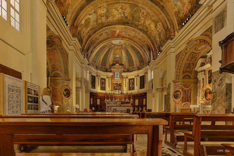 Our Lady Of Church in La Valetta von 1566