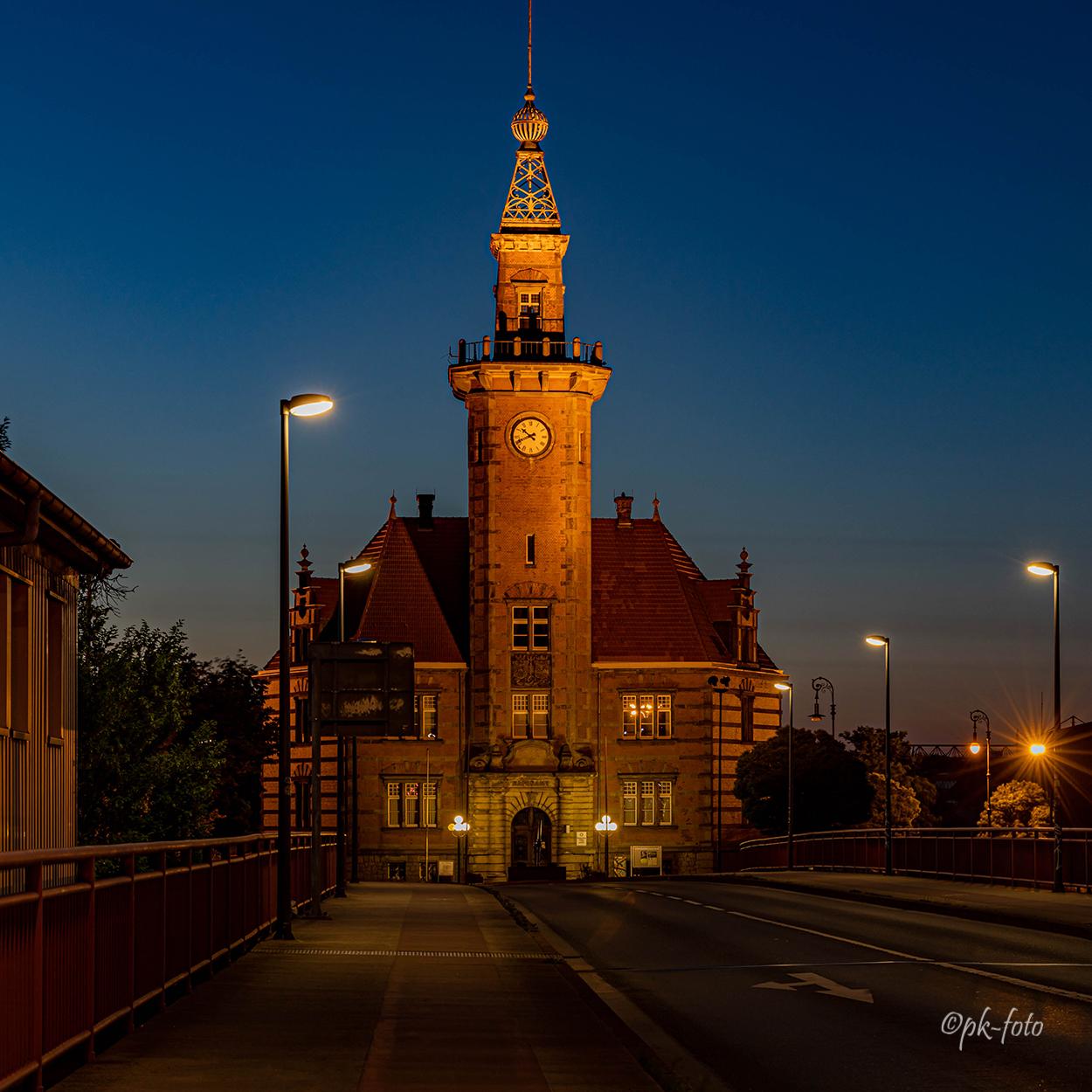 Alte Dortmunder Hafenamt