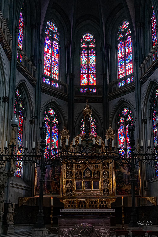 Stiftskirche St. Viktor in Xanten - zwischen 1263 - 1281 erbaut.