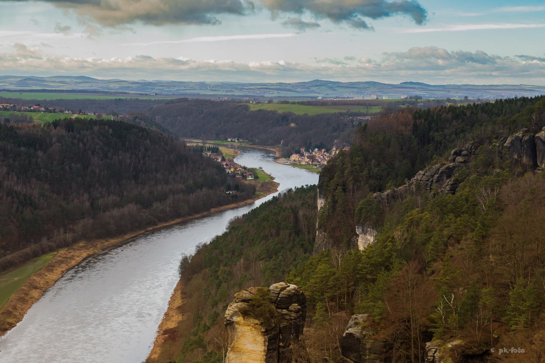 Sächsische Schweiz - Elbtal
