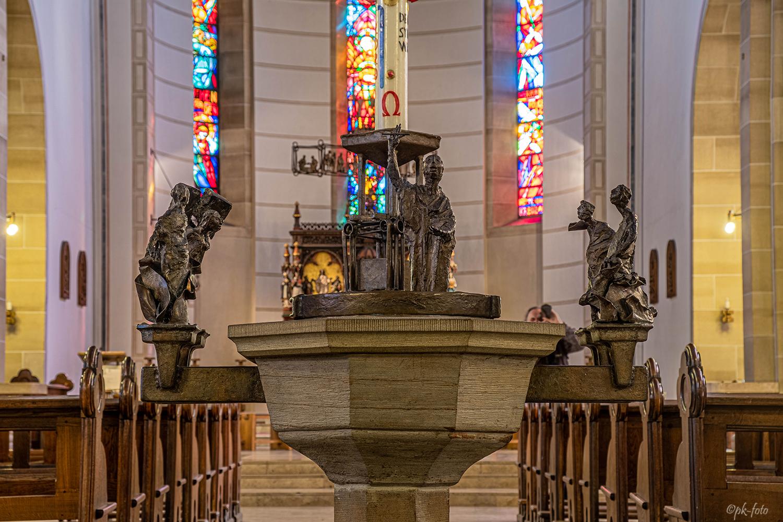 Herz-Jesu-Kirche in Essen-Burgaltendorf, erbaut 1898-1900