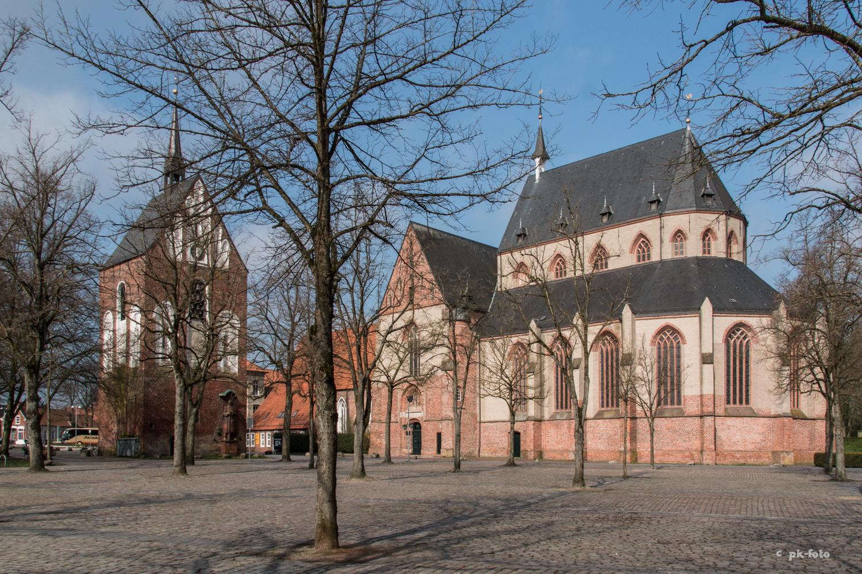 Ludgeri Kirche Norden - 13.-15. Jahrhundert errichtet