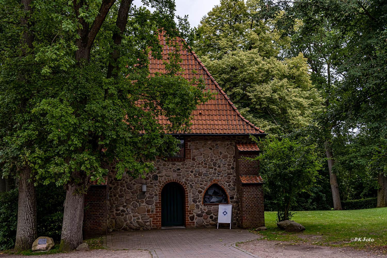 Olle Kerk in Bispingen - erste Erwähnung am 27.06.1353