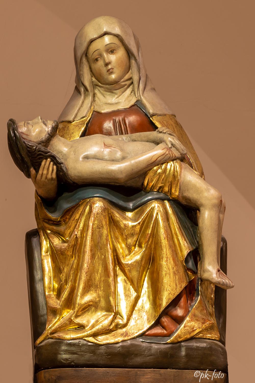 Gnadenbild Hl. Maria - Klosterkirche St. Marien Bochum-Stiepel