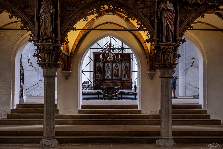 Lübecker Dom - geweiht 1247