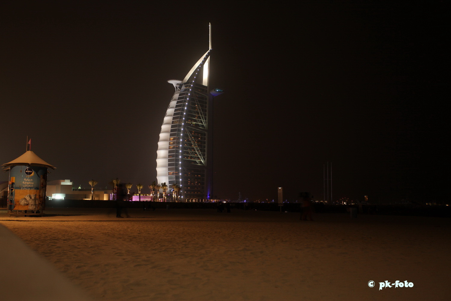 Burj Al-Arab in Dubai