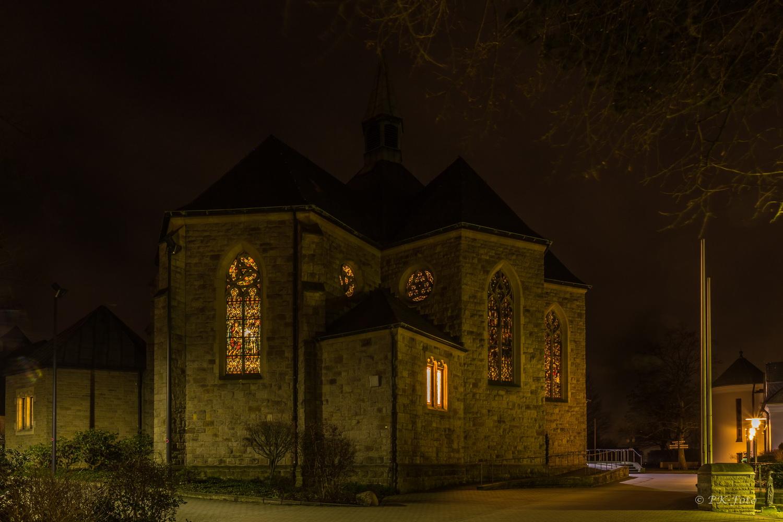Klosterkirche der Zisterzienser in Bochum-Stiepel von 1915 - seit 1988 Klosterkirche