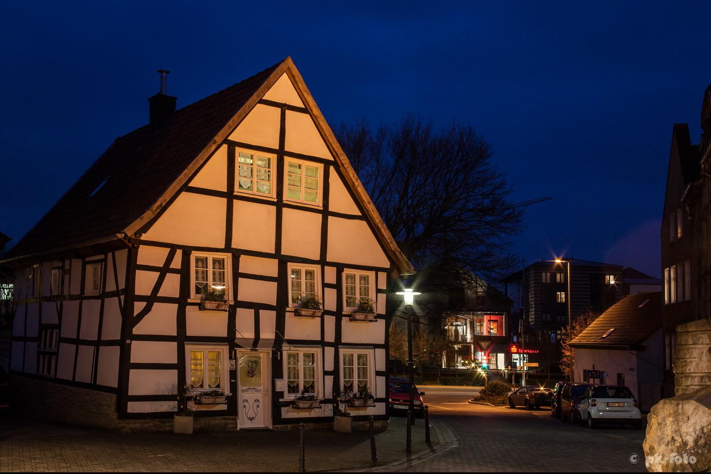 Fachwerkhaus in Hattingen-Blankenstein