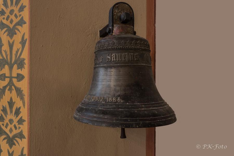 Glocke von 1884 in St. Mauritius, H-Niederwenigern