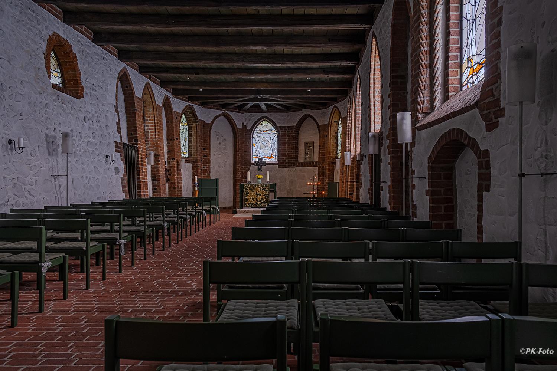 Olle Kerk in Bispingen