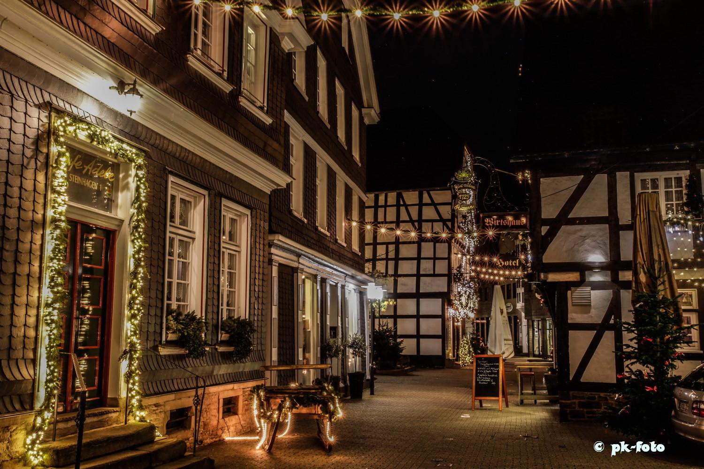 Steinhagen in der Hattinger Altstadt