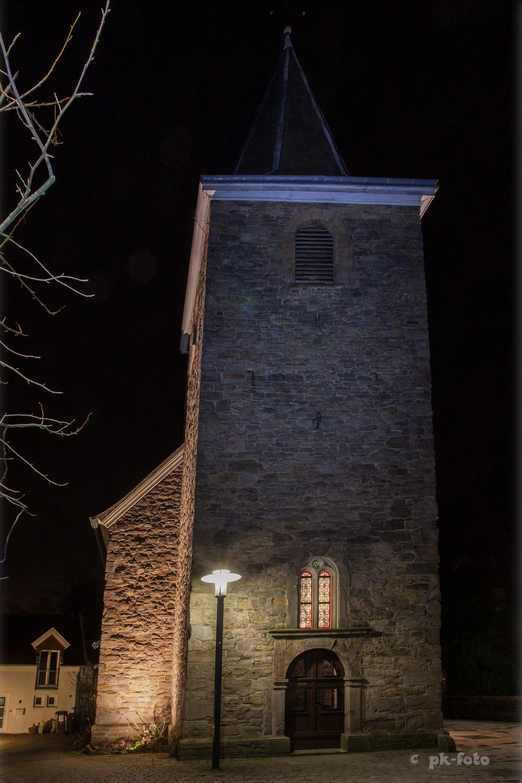 Evgl. Burgkirche Blankenstein - vermutlich von 1767