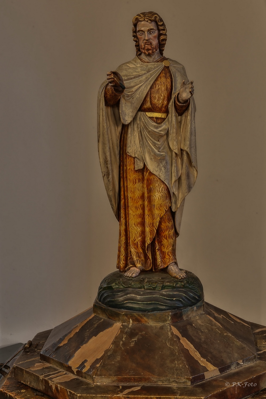 St. Johannes-Baptist Blankenstein - Johannes der Täufer