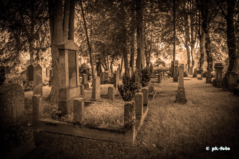 Judenfriedhof in Norden