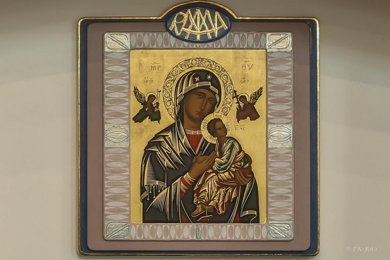 St. Johannes-Baptist Blankenstein - Mutter Gottes mit Jesus