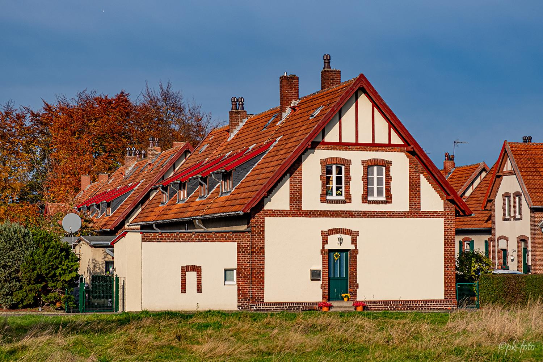 Zechensiedlung Müsendrei in Hattingen-Welper
