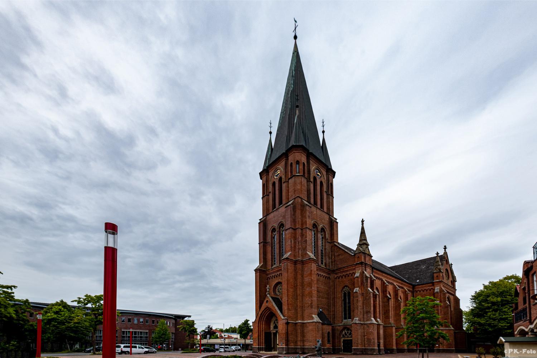 St. Antonius in Papenburg 1875-1877 erbaut