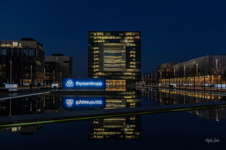 ThyssenKrupp-Verwaltung in Essen