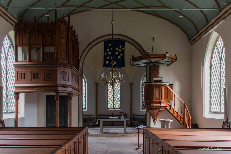 Evgl.-Reformierte Kirche Loppersum von 1866
