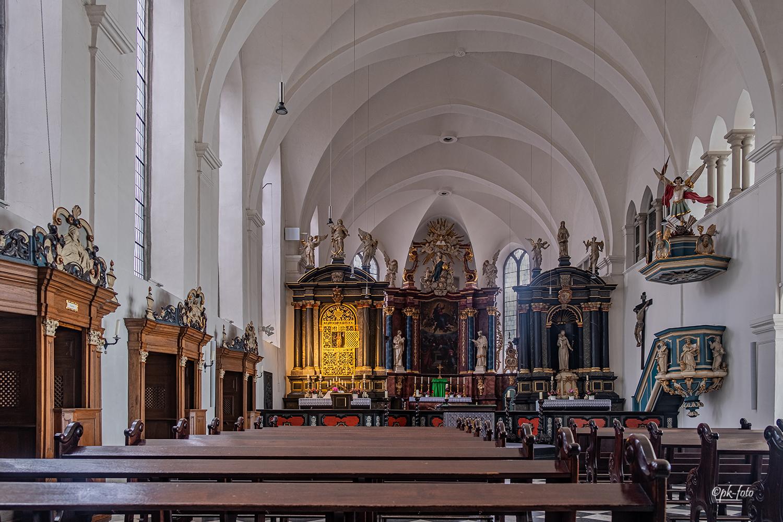 St. Mariä Empfängnis in Neviges