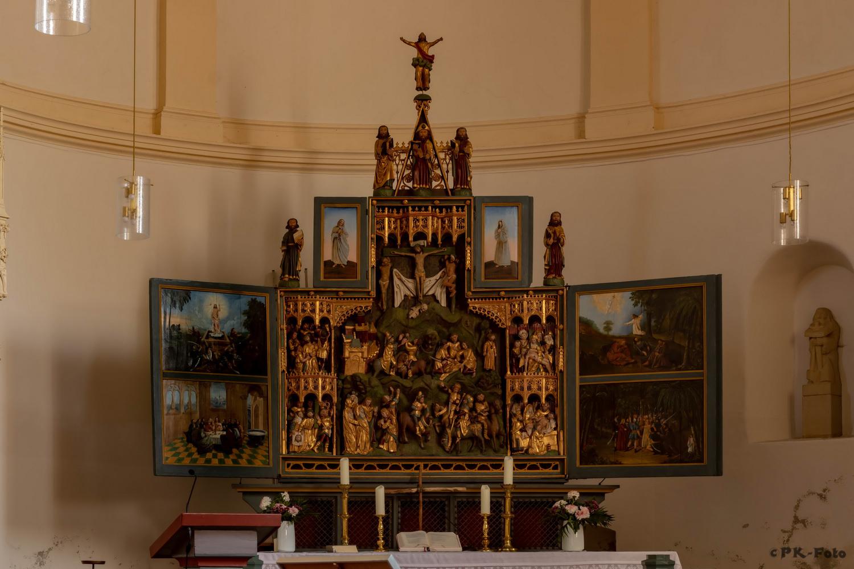 Bonifatius-Kirche Arle