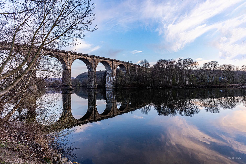 Ruhrviadukt in Herdecke