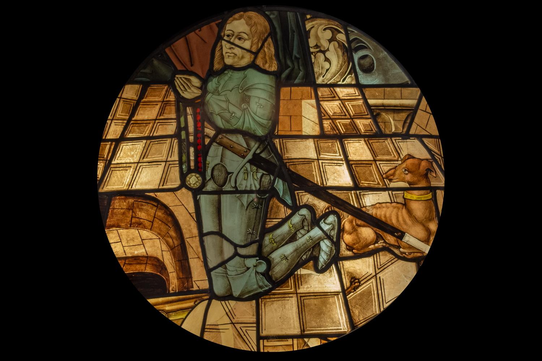 Kloster Eberbach von 1136 - aufgelöst 1803. Schauplatz des Films: Im Namen der Rose