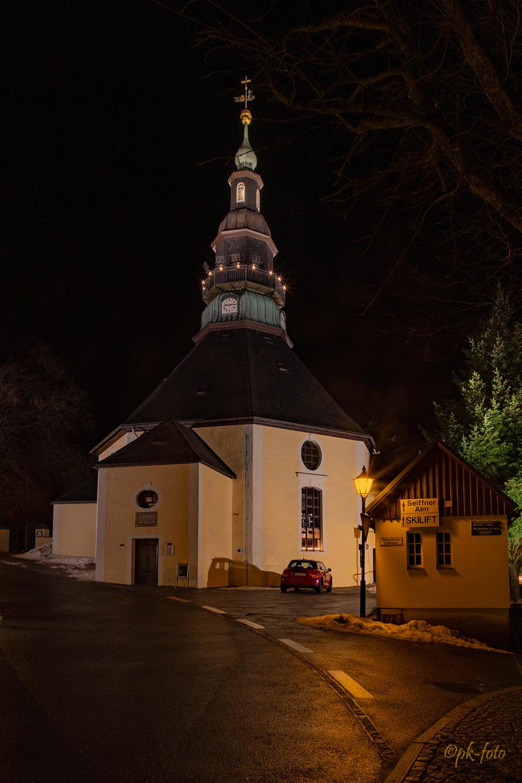 Bergkirche Seiffen (Erzgebirge)