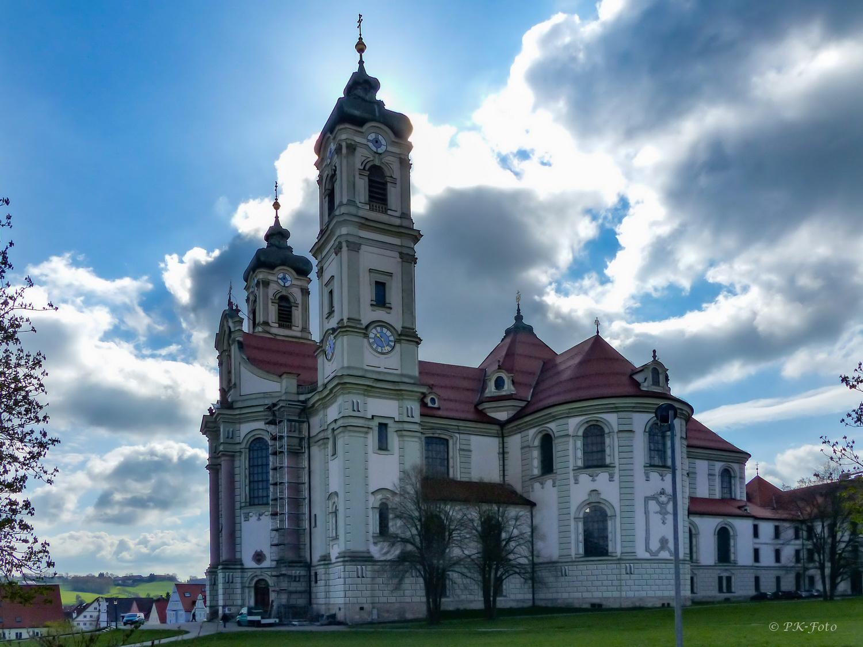 Basilika von Ottobeuren 1737-1764 erbaut