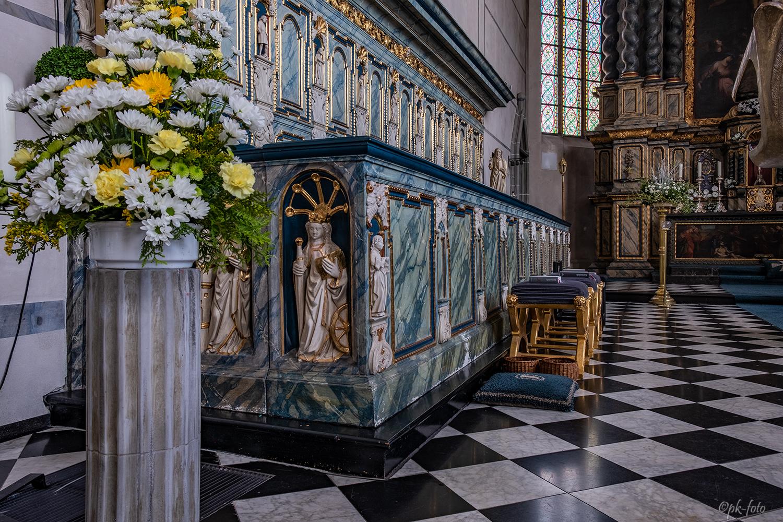 Klosterkirche St. Maria-Magdalena in Wuppertal-Beyenburg von 1497