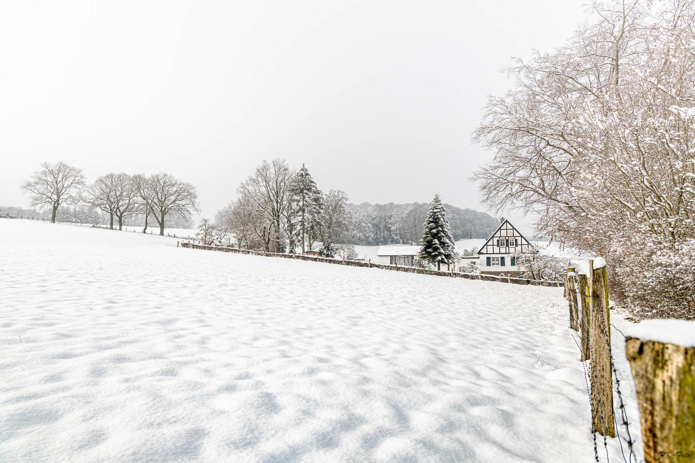 Hattingen-Elfringhausen - auch Elfringhauser Schweiz genannt