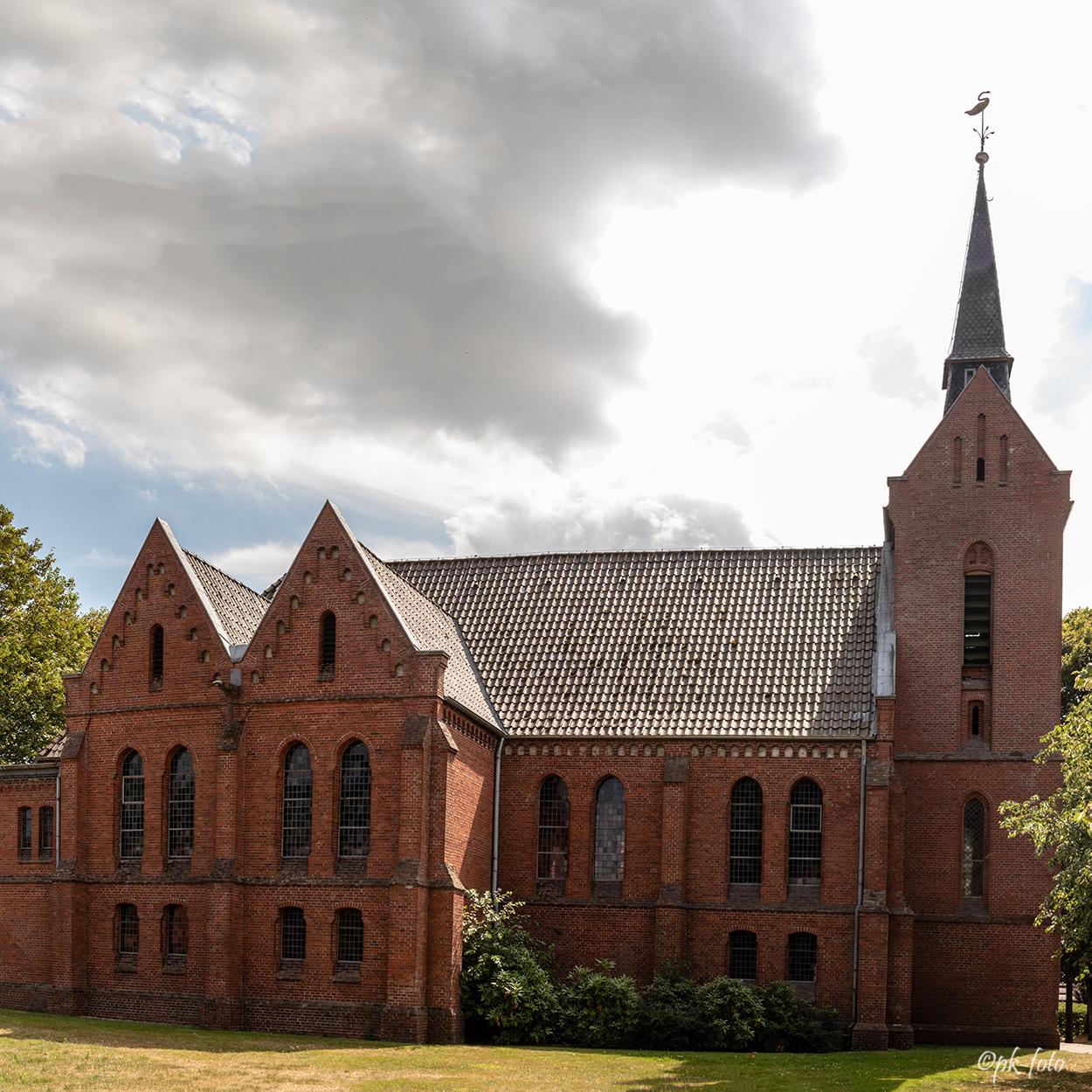 Christus-Kirche Hollen vermutlich 1. Hälfte des 13. Jahrhundert