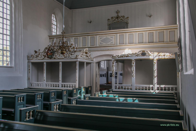 Evgl. Reformierte Kirche Groothusen von 1425