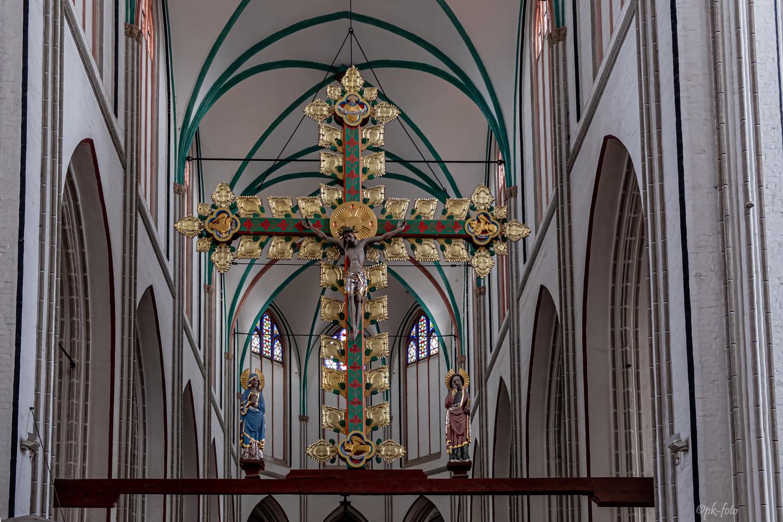 Schweriner Dom St. Marien und St. Johannis, geweiht 1167